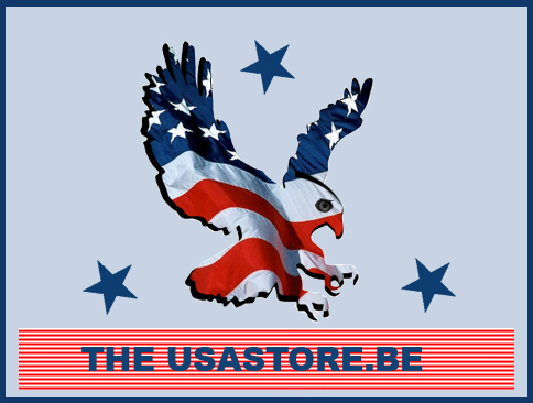 Logo The USAstore.be